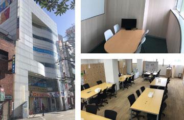 W浜松駅前第2センター内観