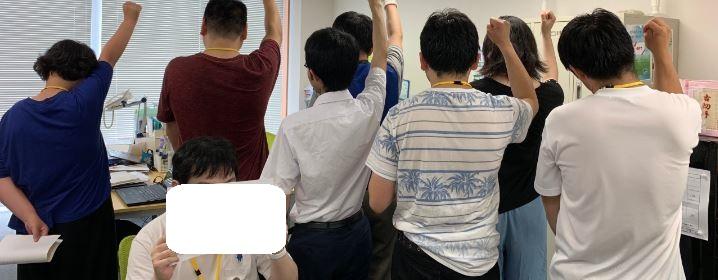 【川越第3】皆勤賞の表彰(6月)