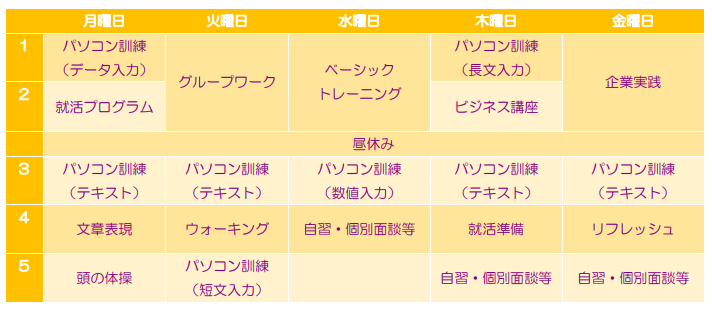 【池袋】8月スケジュール