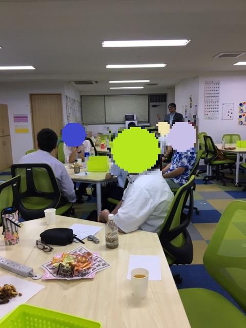 【航空・所沢】合同OBOG会②