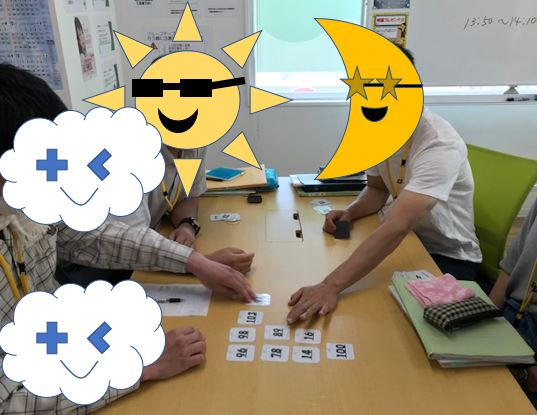 【藤沢第2】カードゲーム大会の様子