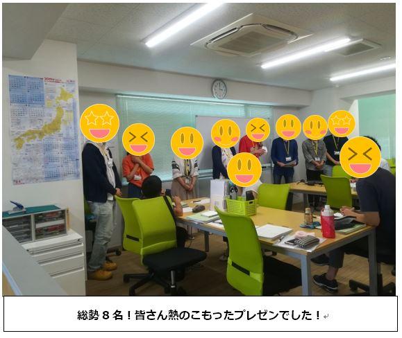 【藤沢第2】映画プレゼン大会3