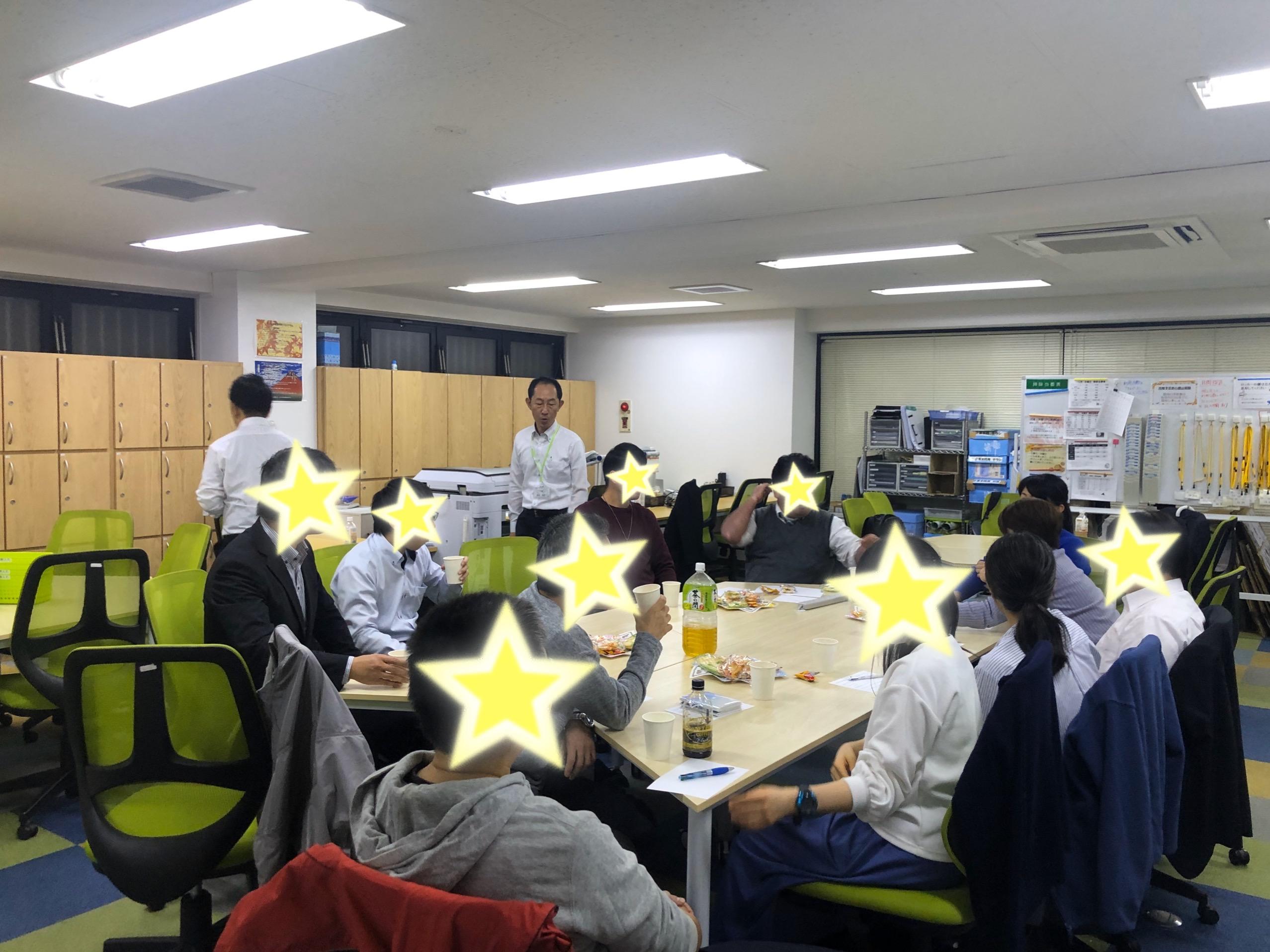 【所沢プロぺ・航空】合同OBOG会_20191018