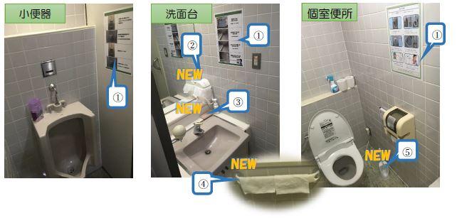 【本厚木第2】掃除マニュアル2