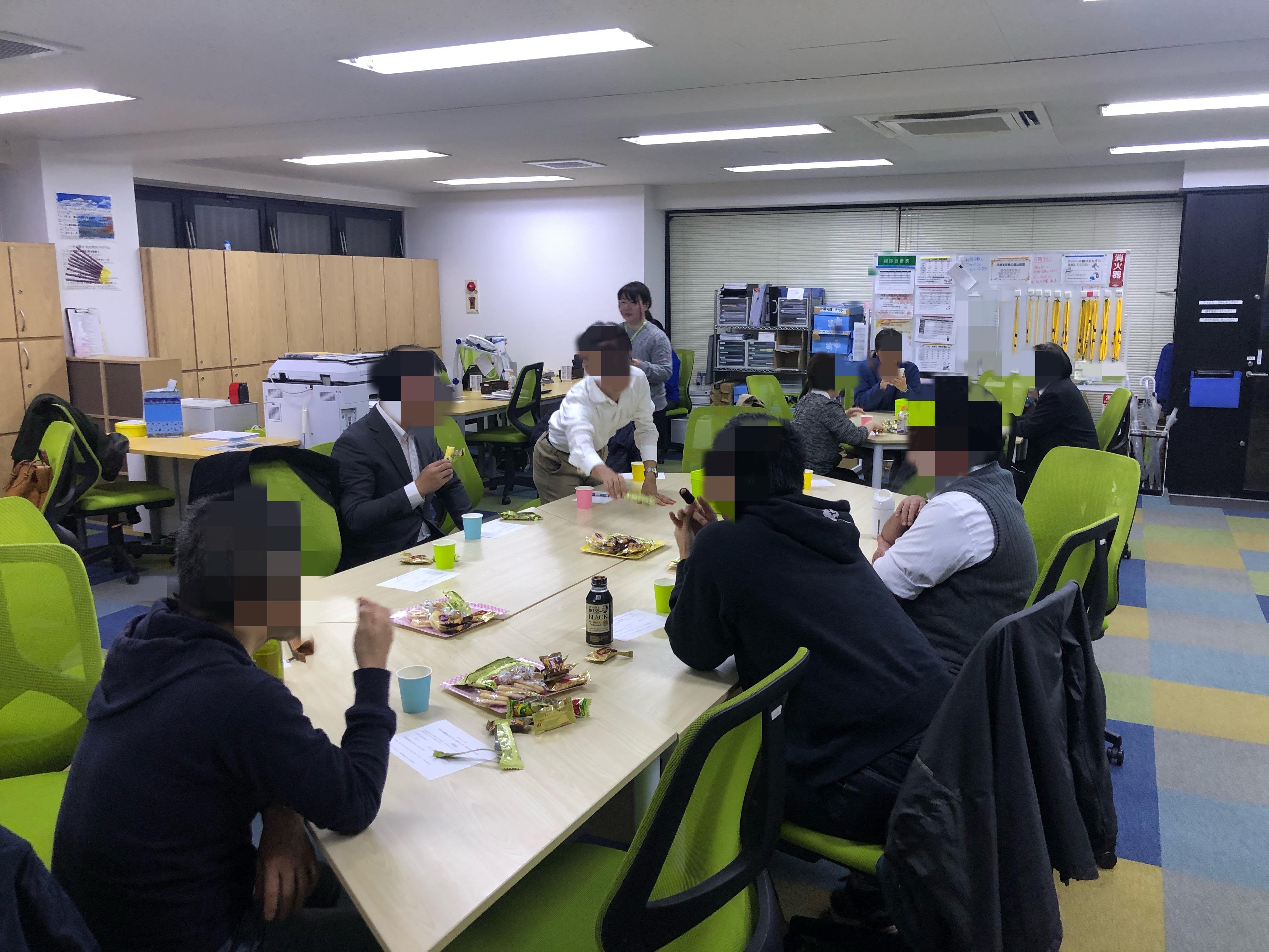 所沢プロペ通りセンター 航空公園駅前センター合同OBOG会