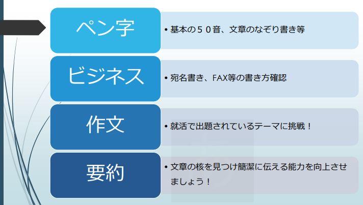 【仙台】ボールペン講座2