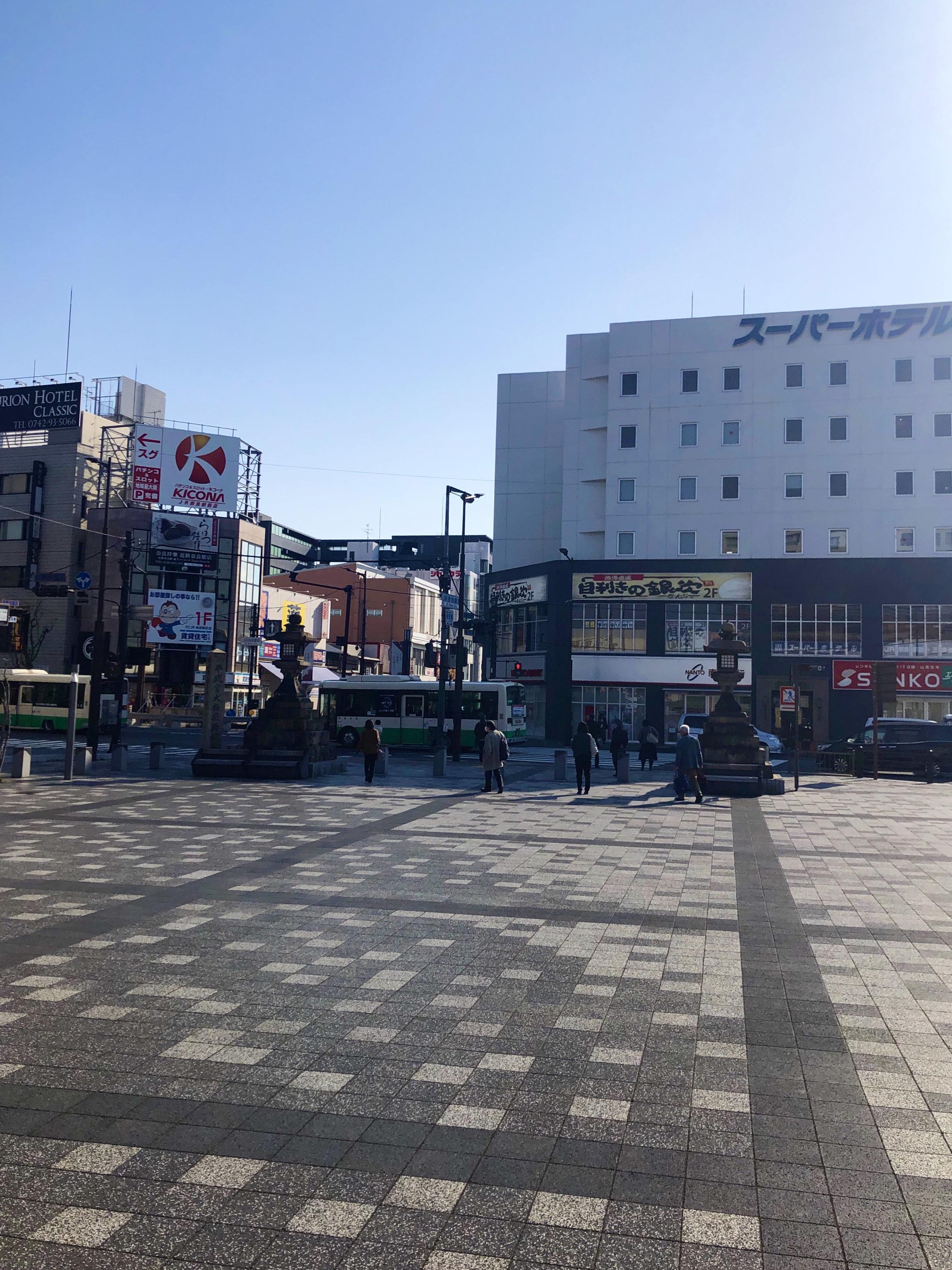 【奈良】ブログ写真1
