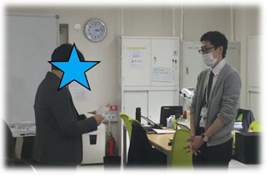 【新越谷第2】スタッフお別れ会2