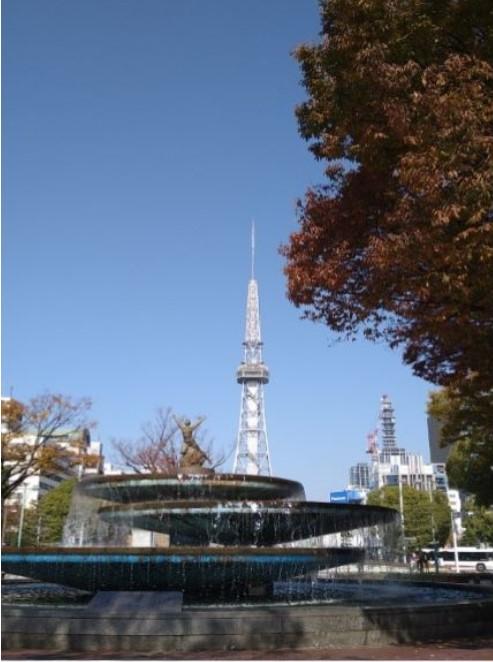 テレビ塔-2