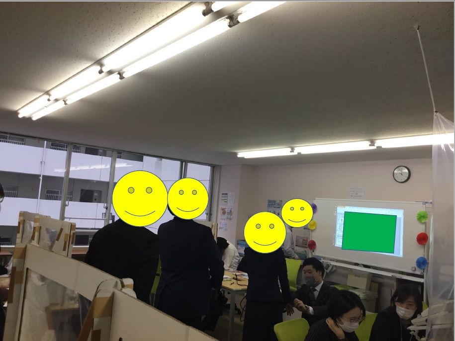 仙台駅前センター風景4