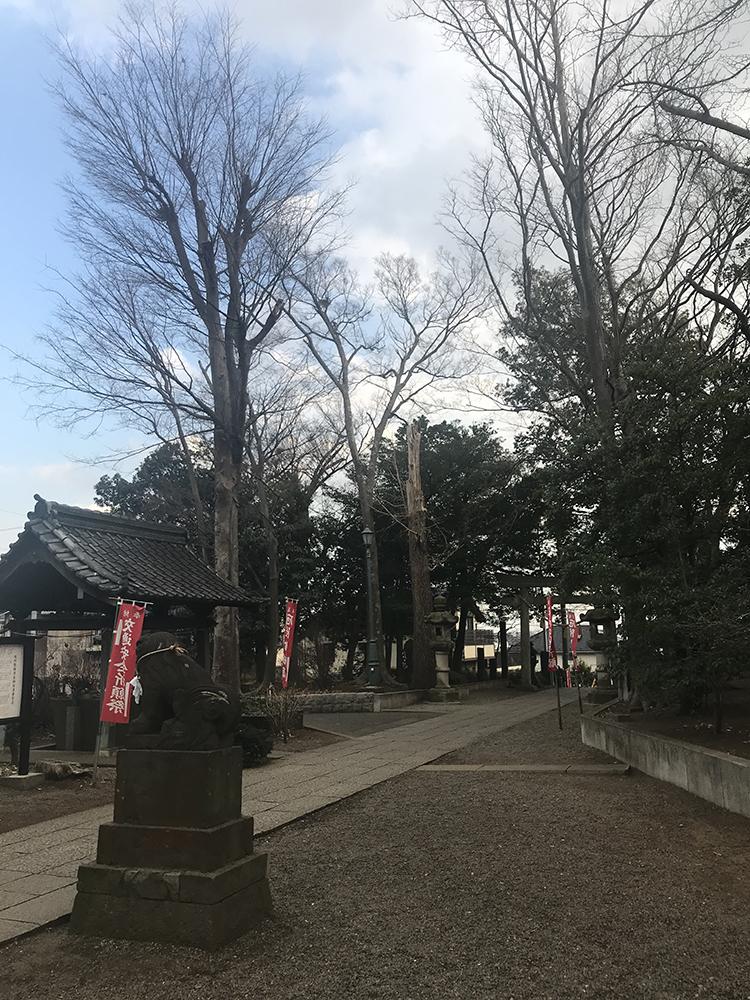 篠原神社2