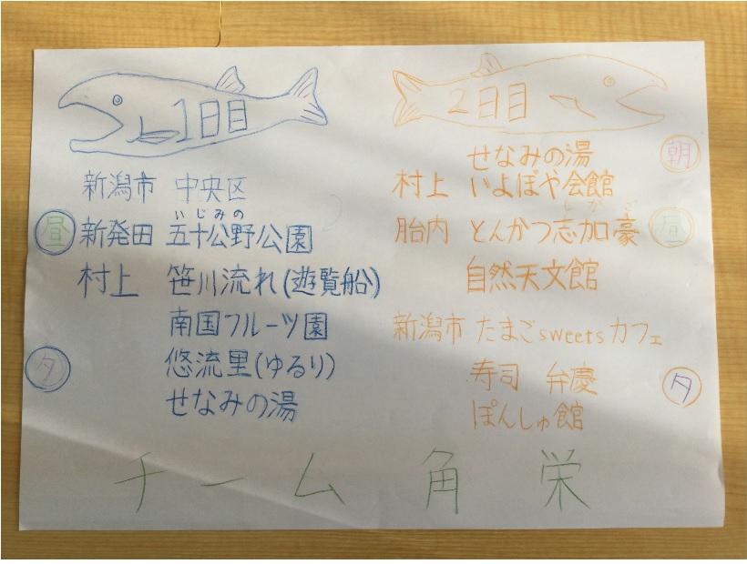 新潟センター③村上・瀬波温泉